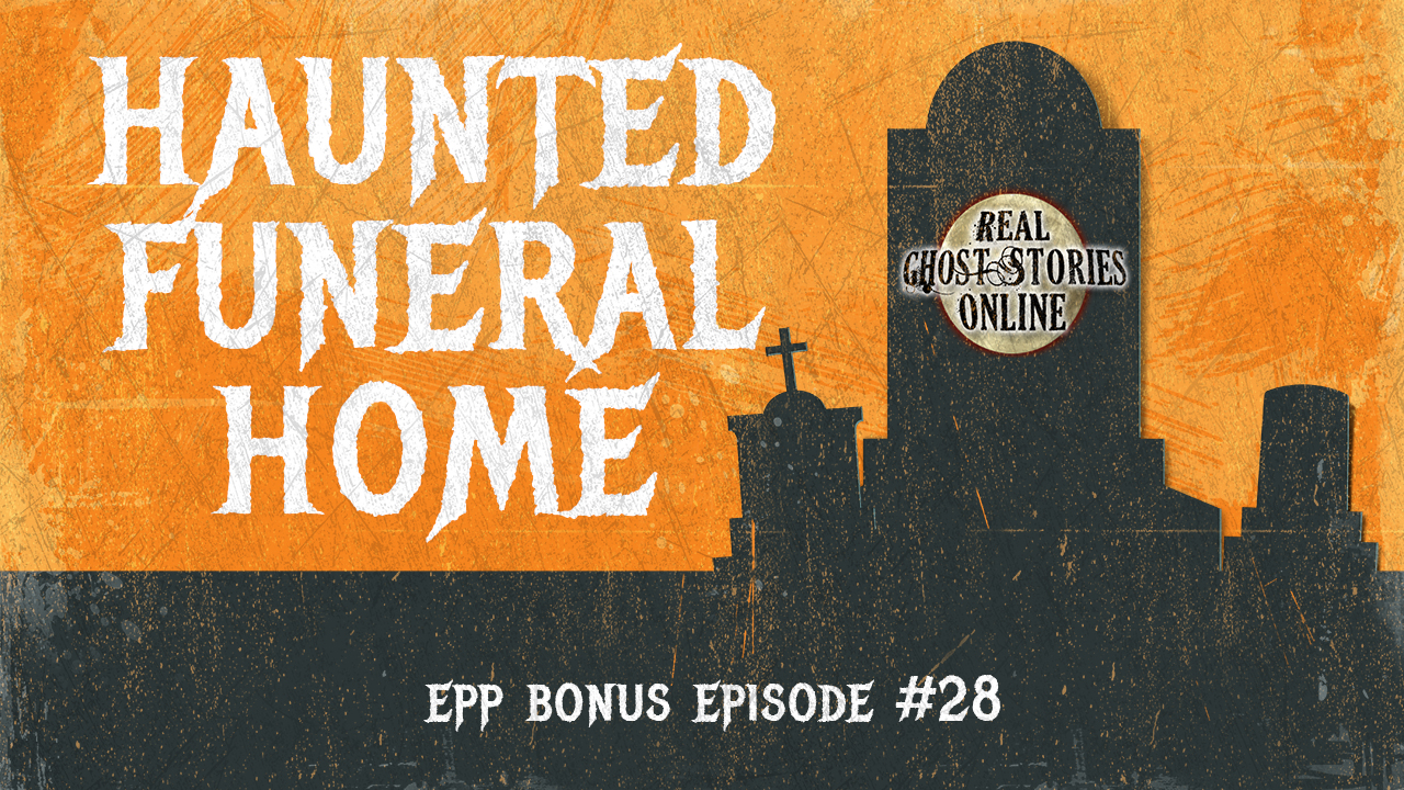 haunted funeral home